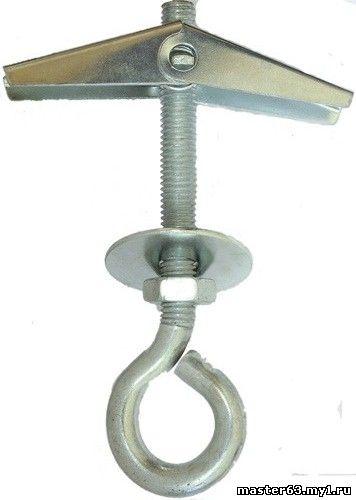 Крючок для установки люстры